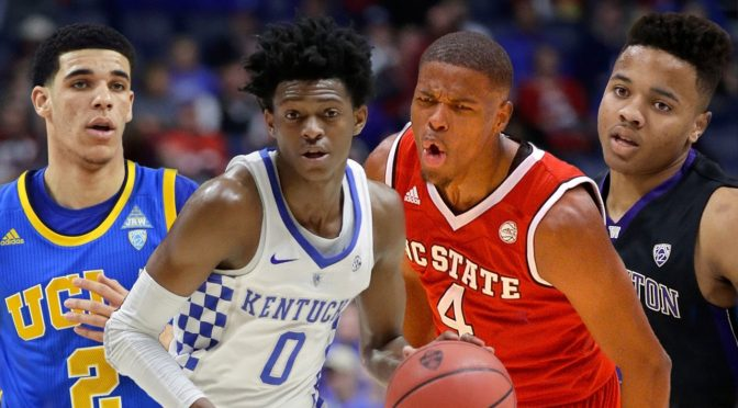 Top  Rookies Of Fantasy Basketball For 2017-18