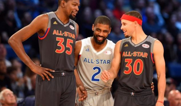 2018 All-Star Team Projections