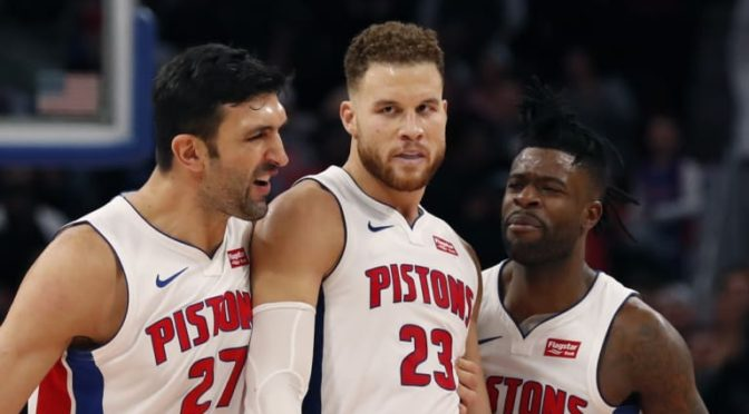 The Pistons and Blake's 50 Point Night, The First Place Denver Nuggets and 4 Must-Plays on DraftKings for Wednesday, October 24th.