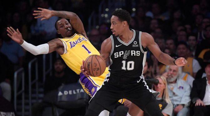 Building Blocks For NBA DFS Wednesday– Nov. 1, 2018