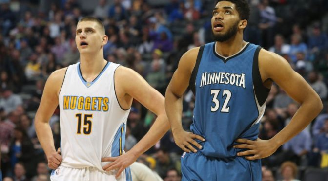 5 Best Centers For Fantasy Basketball