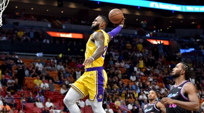 NBA DFS: LeBron James and other top picks for Feb. 21 Daily Fantasy Basketball Lineup