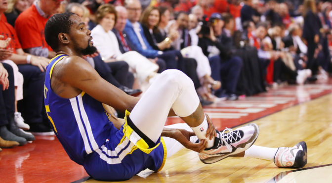 7 Stats and Facts From The NBA Finals Game 5