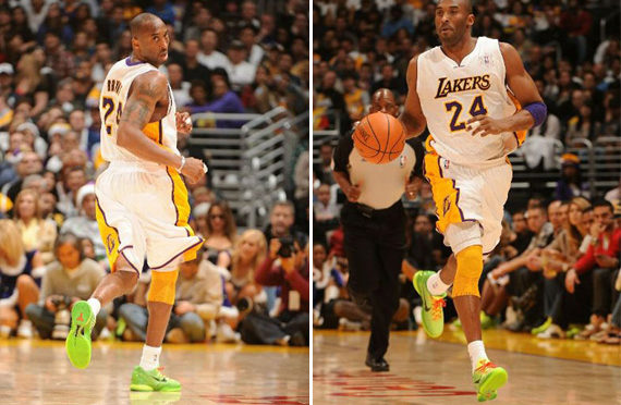 Ranking The 5 Best Kobe Bryant Shoes Of All Time