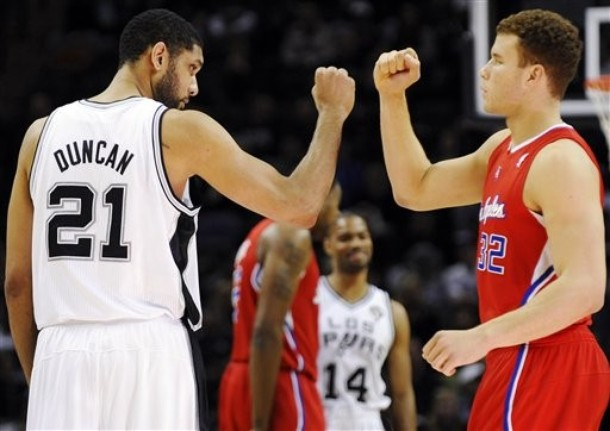 Daily Fantasy Basketball Advice March 20: Blake Griffin and Tim Duncan are bound to put up huge numbers.