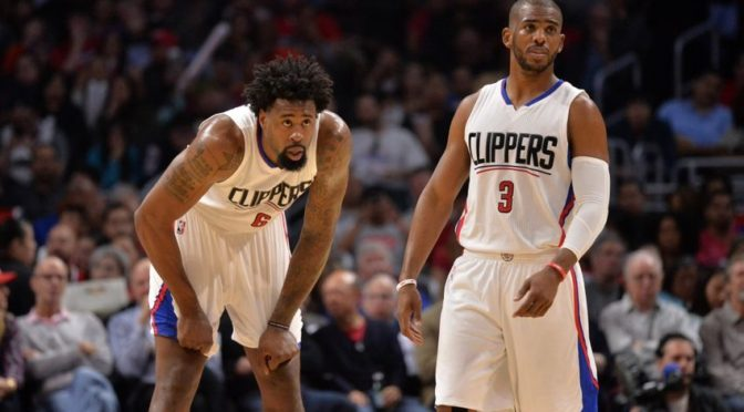 NBA Playoffs DFS: 3 Players To Build Around On Sunday (April 23, 2017)