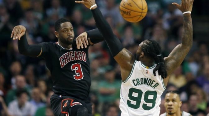 NBA Playoffs Stats Of The Day– April 19, 2017