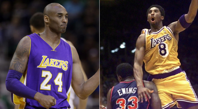 Kobe Tribute: 8 Awesome Kobe Bryant Stats You May Not Know