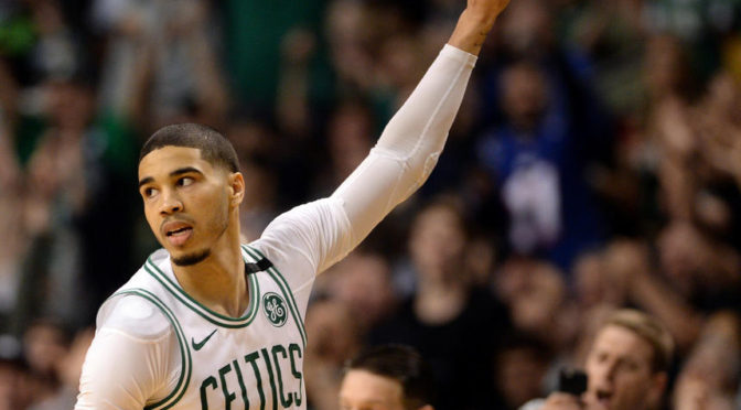 5 Interesting Numbers In The Celtics-Cavs ECF Game 5