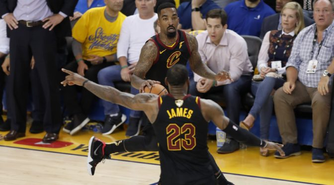 3 Takeaways In The NBA Finals Game 1