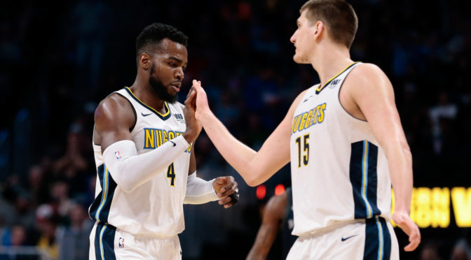 Building Blocks For NBA DFS Tuesday– Nov. 13, 2018