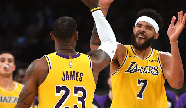 Best Daily Fantasy Basketball Lineup For Today– Feb. 12, 2019