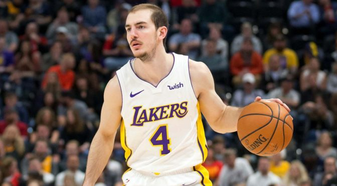 Alex Caruso and the Best Bargains For NBA DFS Sunday– April 7, 2019