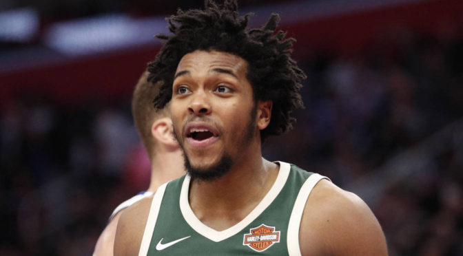 Sterling Brown and the Best Bargain Options For NBA DFS Monday– April 1, 2019