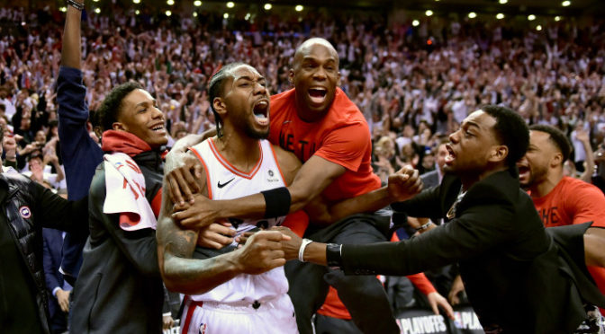 5 NBA Crazy Stats Of The Day– May 13, 2019