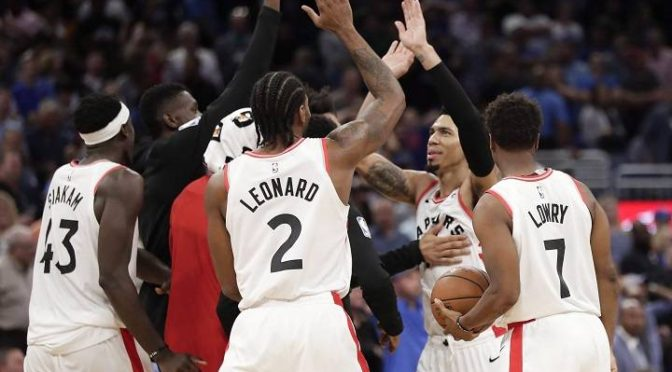NBA Finals Preview, By The Numbers: 10 Raptors Stats In The Playoffs