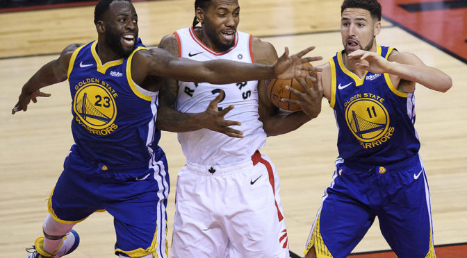 NBA Finals Game 2: 7 Awesome Stats and Facts