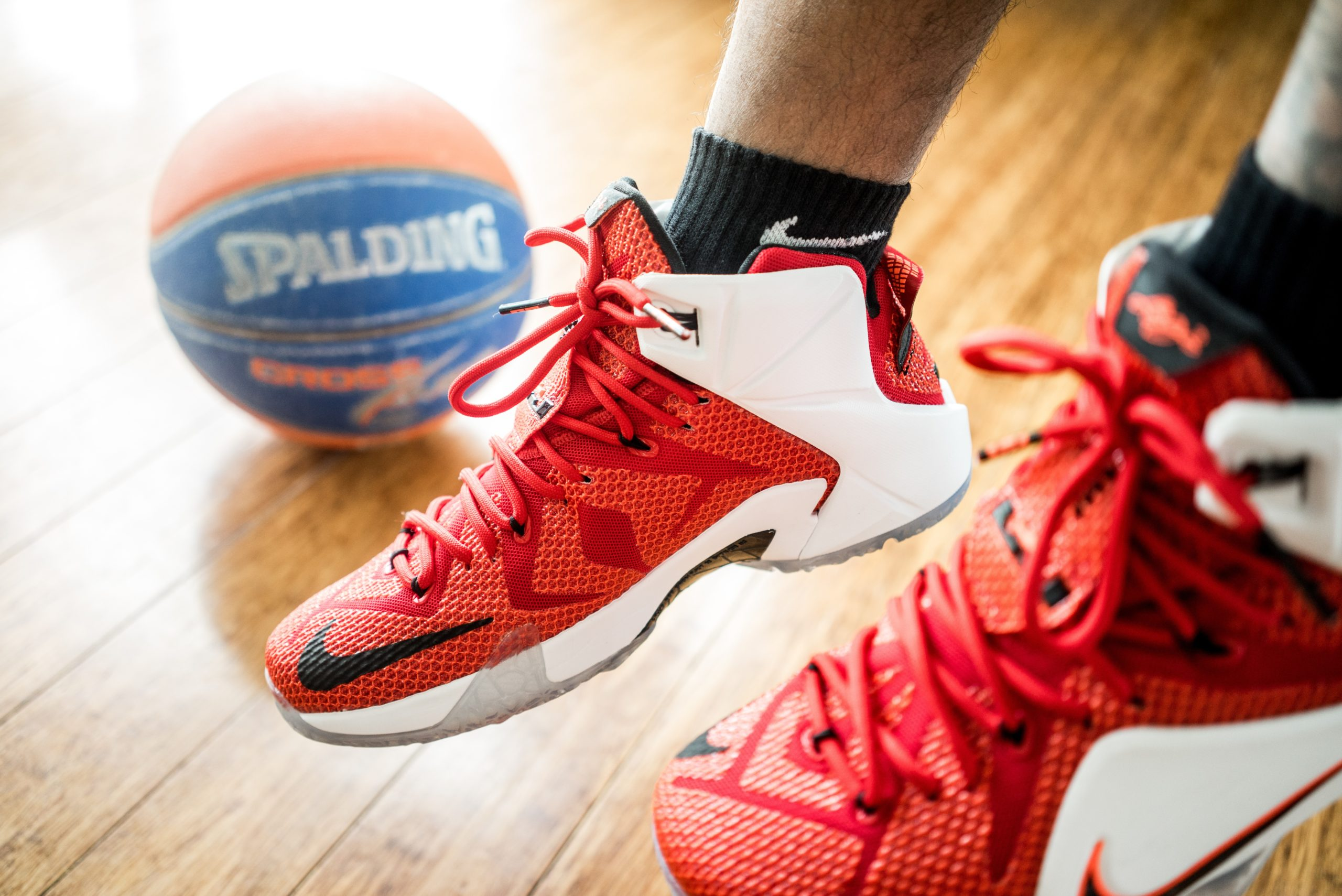 Best Basketball Shoes for Big Guys
