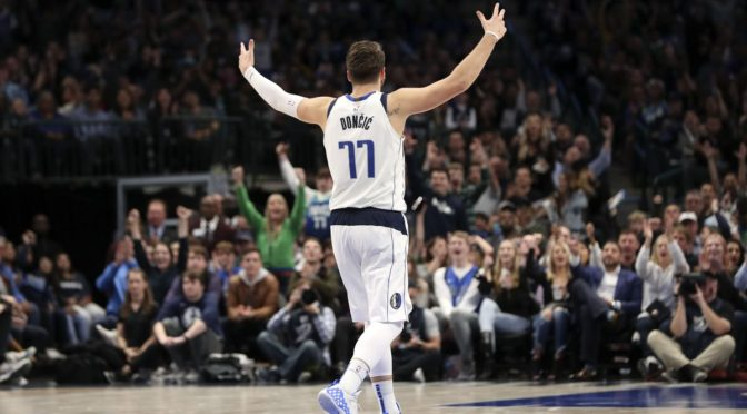 2020 NBA Fantasy Basketball MVP Discussion: LUKA Doncic's 5 Best Stat Lines Of The Season