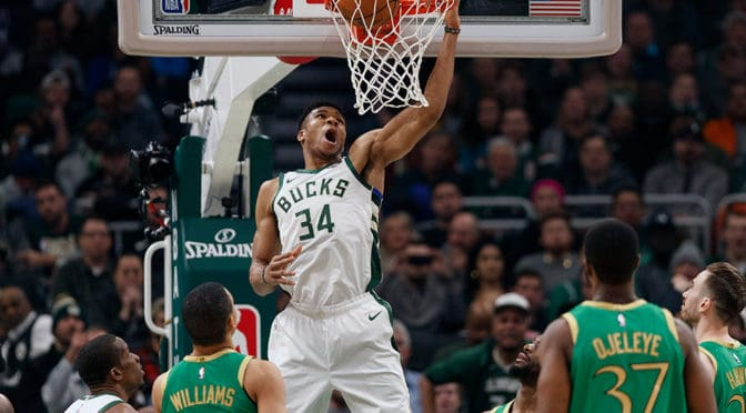 2020 NBA Fantasy Basketball MVP Discussion: Giannis Antetokounmpo's 5 Best Stat Lines Of The Season