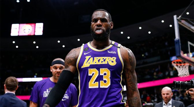 2020 NBA Fantasy Basketball MVP Discussion: LeBron James' 5 Best Stat Lines Of The Season