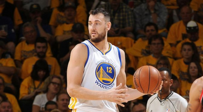 November Marks 15-Year Anniversary Since Andrew Bogut Came Into The League