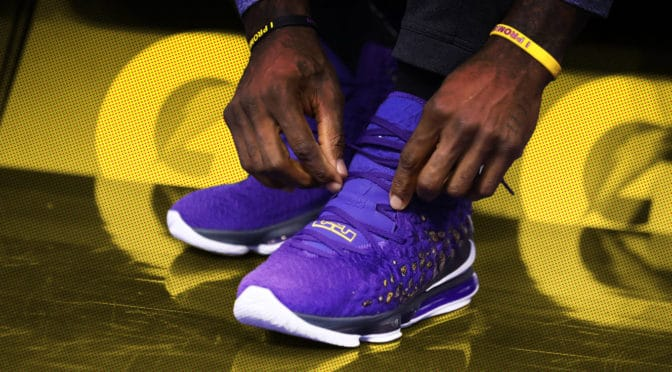 Ranking The Best LeBron Shoes