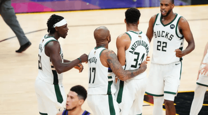 NBA Finals Game 6: 3 Reasons Why The Bucks Will Clinch Championship