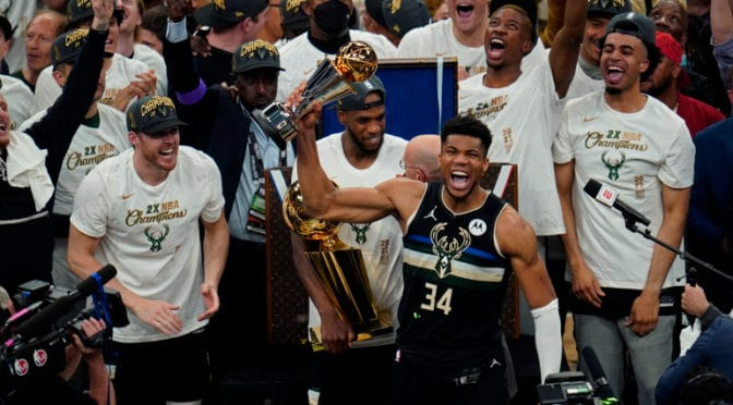 10 Incredible Stats of The 2021 NBA Finals